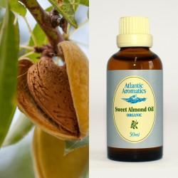 Almond Sweet organic 50ml