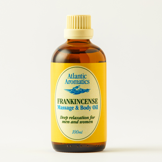 Frankincense Massage 100ml