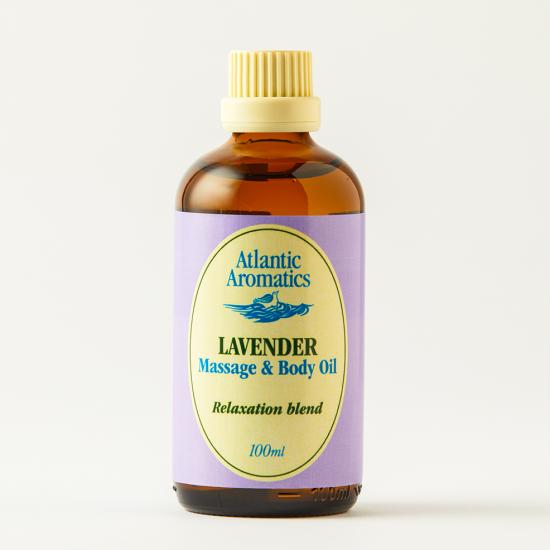 Lavender Massage 100ml