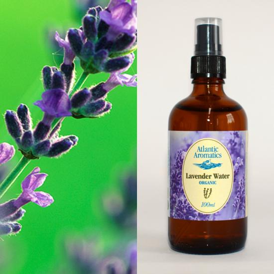 Lavender Water organic 100ml