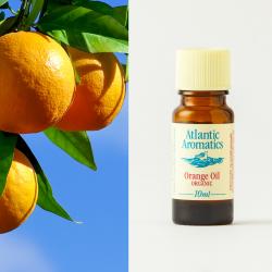Orange organic 10ml