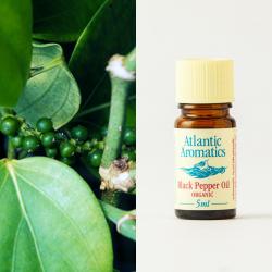Pepper Black organic 5ml
