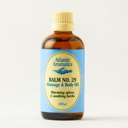 Balm No. 29 100ml - a massage oil for all seasons
